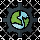 Environmental Management Icon