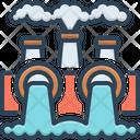 Environmental Pollution Icon