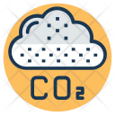 Environmental Pollution Chemical Icon