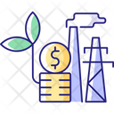 Environmental Tax Icon