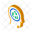 Environmentally Friendly Person Icon