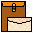 Envolope Message Stationery Icon