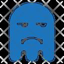 Envy Smirk Ghost Icon