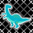 Eoraptor Dino Dinosaur Icon