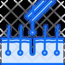 Epilation Icon