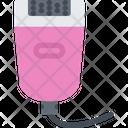 Epilator Trimmer Machine Icon