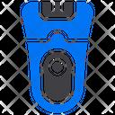Epilator Razor Grooming Icon