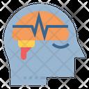 Fat Acid Molecule Icon