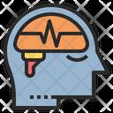 Epilepsy Brain Neurological Icon