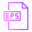 Eps Eps File File Icon