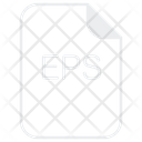 Eps Design File Icon