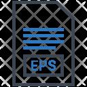Eps Document File Icon