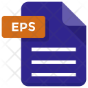 Eps File Sheet Icon