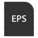 Eps File Extension Icon
