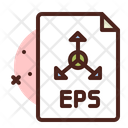 Eps File Eps File Eps Document Icon