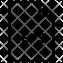 Encapsulated Postscript Adobe Icon