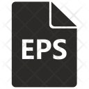 Eps File Format Icon