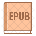 Epub Book Extension Icon