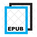 Epub Ile Format Icon
