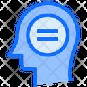 Equal Math Sign Icon