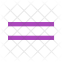 Equal Icon