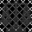 Equal law Icon
