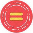 Equal Sign Equal Symbol Mathematical Sign Icon