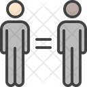 Equality Balance Scales Icon