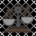 Equality Justice Balance Icon