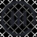 Equalizer Audio Music Icon