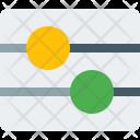 Equalizer Music Setting Icon