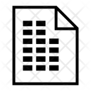 Equalizer Sign Volume Icon