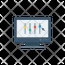 Control Slider Equalizer Icon