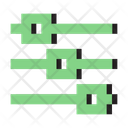 Grid Business Design Icon