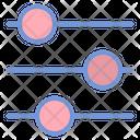 Setting Configuration Option Icon