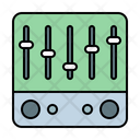 Equalizer Sound Setting Icon