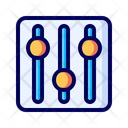 Mixer Audio Sound Icon