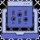 Clean Code Coding Icon