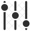 Equalizer Music Equalizer Sound Icon