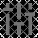 Equalizer Multimedia Music Icon
