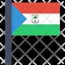 Equatorial Guinea Guinean Icon