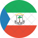 Equatorial Guinea Flag Icon