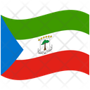 Flag Country Equatorial Guinea Icon