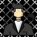 Equestrian player Icon