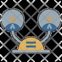 Equilibrium Metaphor Crisis Icon