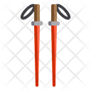 Running Pole Equipment Pole Icon