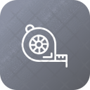 Equipment Line Tape Icon