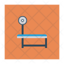 Equipment Gym Weights Icon