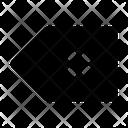 Erase Delete Backspace Icon