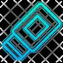 Erase Stationary Tool Stationary Icon